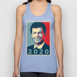 Pete Buttigieg for President Unisex Tanktop