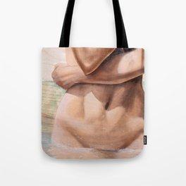 Water Dweller Tote Bag