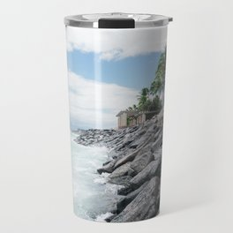 Edge of the Island Travel Mug