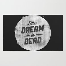 The Dream Is Dead Rug