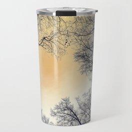 Infrared Forest Travel Mug