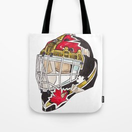 Beaupre - Mask 2 Tote Bag
