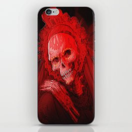 Bride of the Dead iPhone Skin