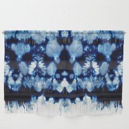 Tie-Dye Shibori Neue Wall Hanging