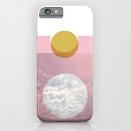 LB Collage 1 iPhone Case