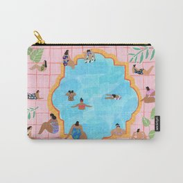 Marigold pool Carry-All Pouch