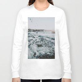 summer waves ii / bondi beach, australia Long Sleeve T-shirt