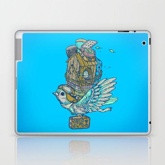 Bird Migration Laptop & iPad Skin