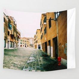Venice. Italy. Analog. Film. Photography. Wall Tapestry