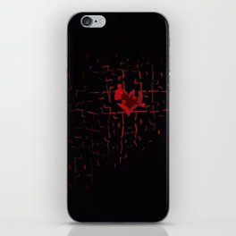 The Piece of the Life iPhone Skin
