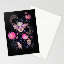 A Sea of Lights Stationery Cards