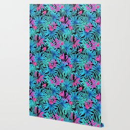Pretty Leaves 4A Wallpaper