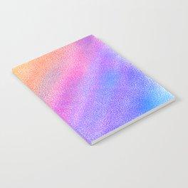 Rainbow Living Notebook