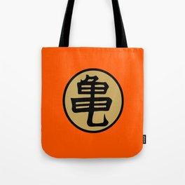 Kame kanji Tote Bag