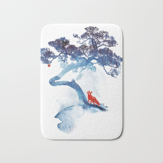 The last apple tree Bath Mat