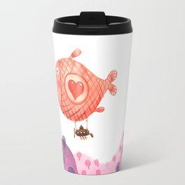 Flying_fish Travel Mug