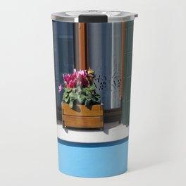 Venetian Window Travel Mug