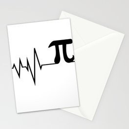 Heart beats only for PI Stationery Cards