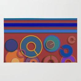 Abstract #54 Rug