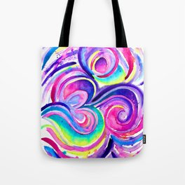 Chill Om Tote Bag