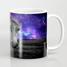 Horse Rides & Galaxy Skies Coffee Mug