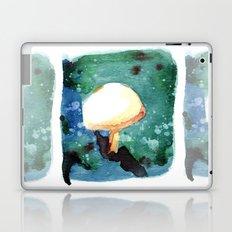 The Lone Mushroom Laptop & iPad Skin