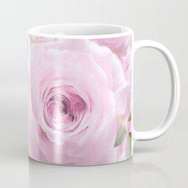 Pink Roses - Romantic mood - #Society6 #buyart #pivivikstrm Coffee Mug