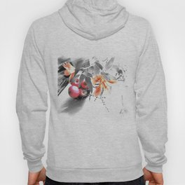 apples and lilies Hoody