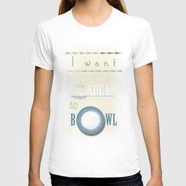 A little sugar T-shirt