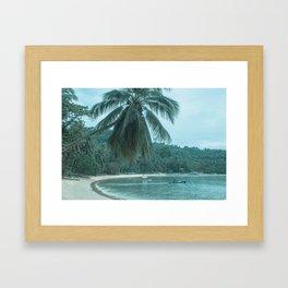 Port Barton Framed Art Print