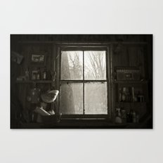 Barn Life  Canvas Print