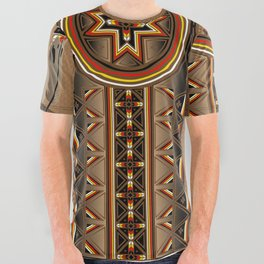 War Horse All Over Graphic Tee