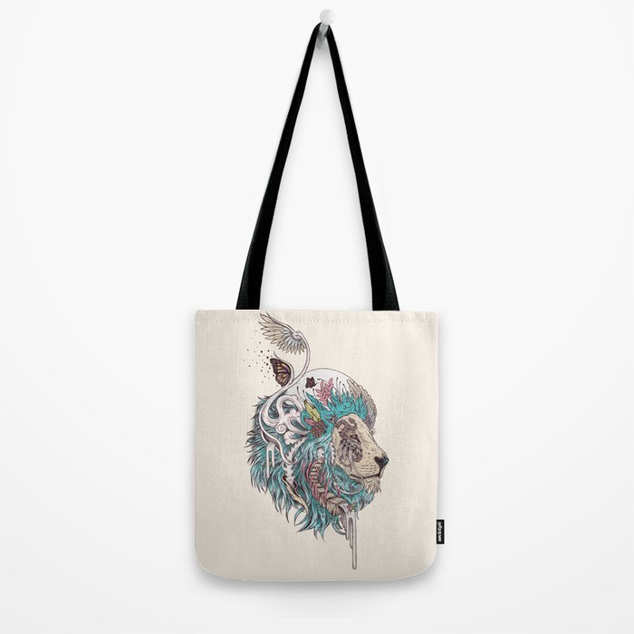 Unbound Autonomy (Blue) Tote Bag