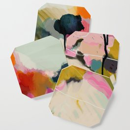 paysage abstract Coaster