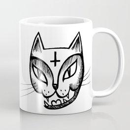 Satan Kitty Coffee Mug