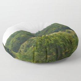 Balkans Floor Pillow