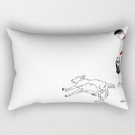 Danger Kids: Myetonic Millie Rectangular Pillow