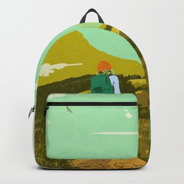 WARM TRAILS Backpack