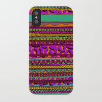 tribal iPhone & iPod Cases featuring Tribal by Aimee St Hill