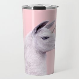 UNICORN LAMA Travel Mug