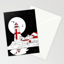 East Quoddy Lighthouse Stationery Cards