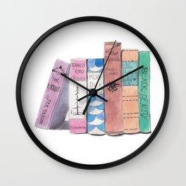 Library Wall Clock