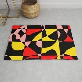 power color Rug