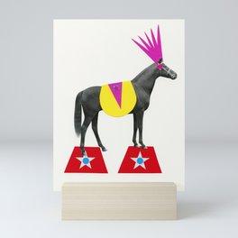 The Fantastic Animal Circus. Part 1 Mini Art Print