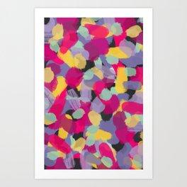 Spring Spots Art Print