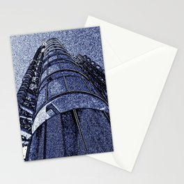 Lloyds Of London building Stationery Cards