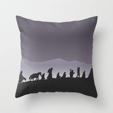 The Fellowship Throw Pillow