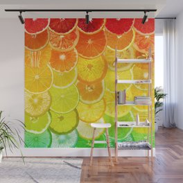 Fruit Madness - Citrus Wall Mural