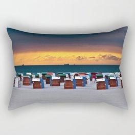 Before the storm #2 Rectangular Pillow