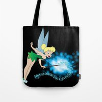 Classic Tinkerbell Tote Bag
